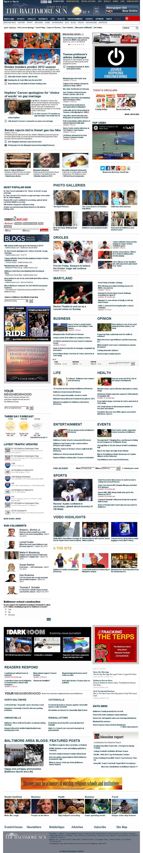 The Baltimore Sun at Friday March 29, 2013, 7:01 p.m. UTC