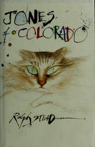 Cover of: Jones of Colorado | Steadman, Ralph.